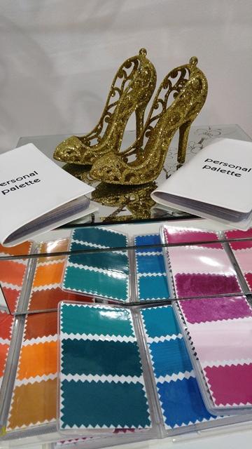 seasonal colour analysis www.timelessbeauties.ca